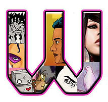 Logo of Women in Comic Collective International
