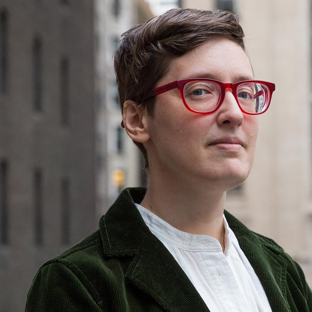 Photo of Alison Wilgus