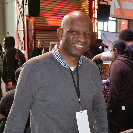 Photo of Jerome Walford