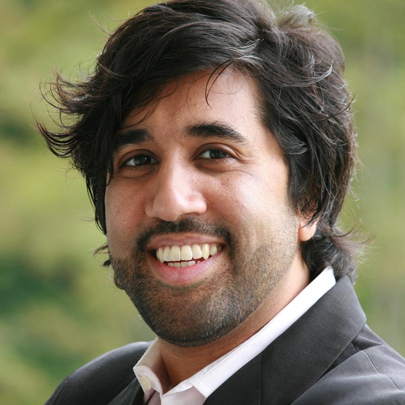 Photo of Vivek Tiwary